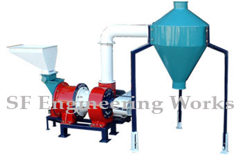 Micro Pulverriser without Screw Feeder