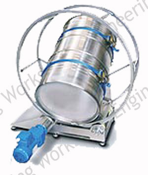 Drum Mixer, Drum Mixer Manufacturers India, Sf Engineering Works