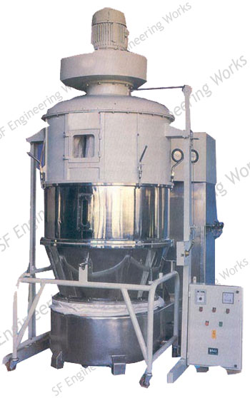 Fluid Bed Dryer Fluid Bed Dryer Manufacturers India Sf